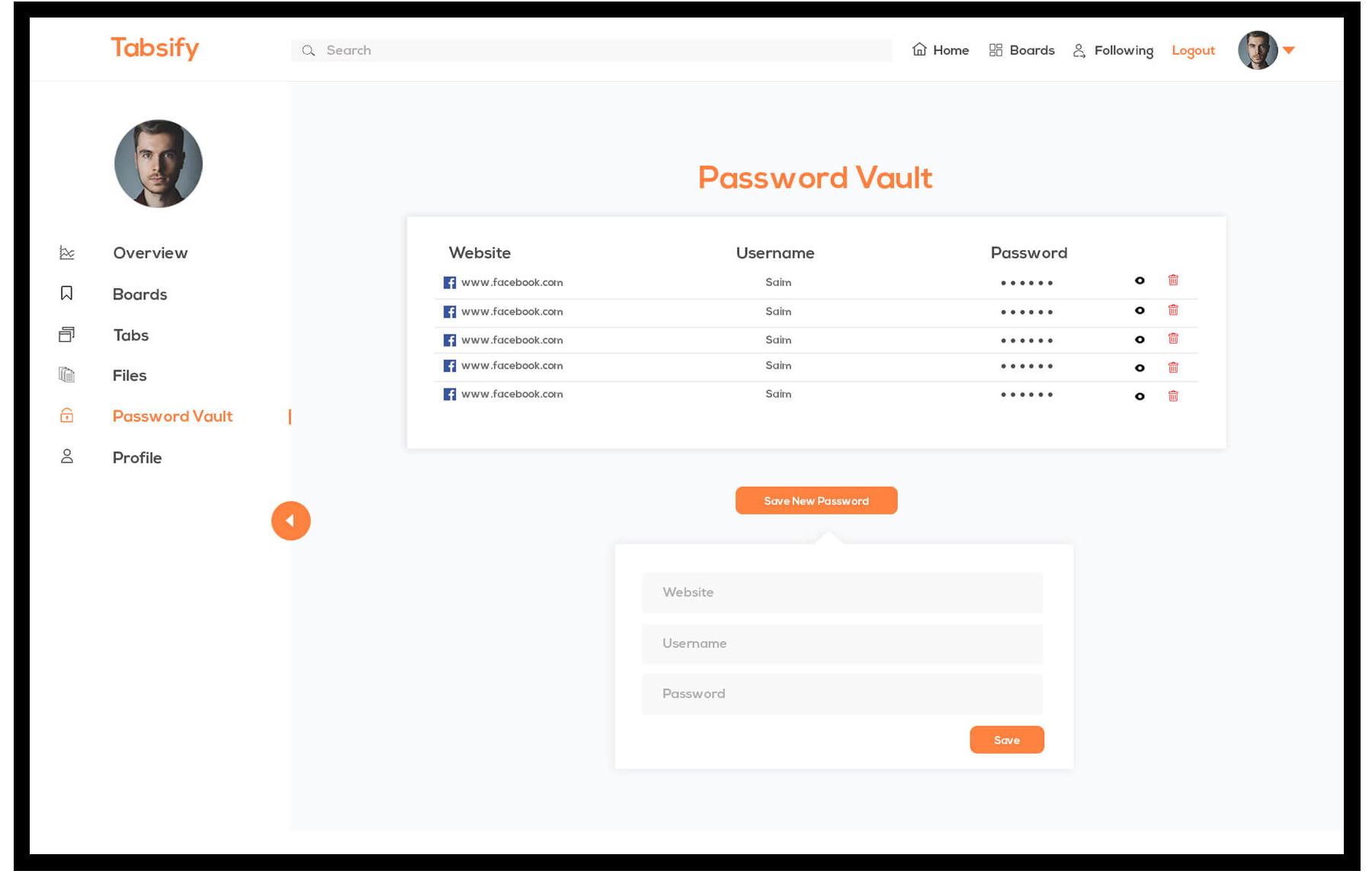 08-Password-vault